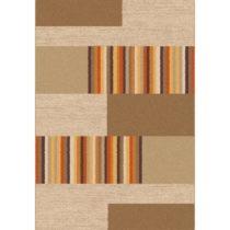 Hnedo-béžový koberec Universal Boras Beige, 133 x 190 cm