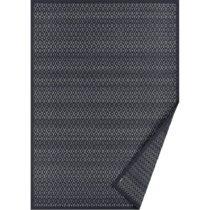 Tmavosivý vzorovaný obojstranný koberec Narma Tsirgu, 230&#...