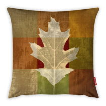 Obliečka na vankúš Vitaus Autumn Parade Leafe, 43×&a...