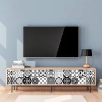 Sada 24 samolepiek na nábytok Ambiance Tiles Stickers For Furniture Pepitano, 20&...