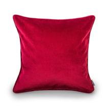 Červená obliečka na vankúš WeLoveBeds Mystic Burgund...