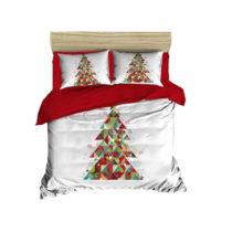 Sada obliečky a plachty na dvojposteľ Christmas Tree Small, 200&#x...