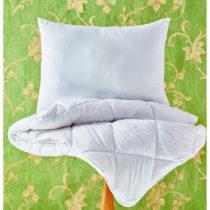 Biely vankúš, 50 × 70 cm