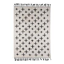 Béžový bavlnený koberec De Eekhoorn More, 170&#xD...