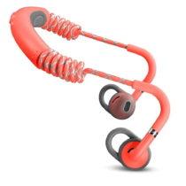 Červené bezdrôtové Bluetooth slúchadlá do u&a...