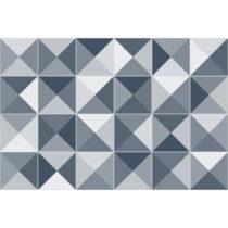 Sada 24 dekoratívnych samolepiek na stenu Ambiance Azulejos Shades, 15×&...