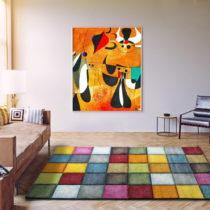 Koberec Universal Matri× Square, 160 × 230 cm
