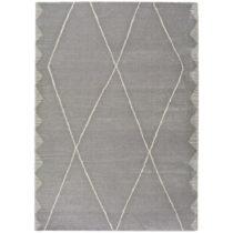 Sivý koberec Universal Tanum Duro Plata, 80 × 150 cm
