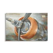 Ručne maľovaný obraz Mauro Ferretti Aviator, 120×&am...