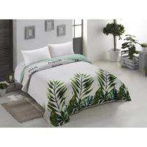 Obojstranná prikrývka na posteľ z mikrovlákna AmeliaHome Makia,...