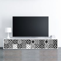 Sada 30 samolepiek na nábytok Ambiance Tiles Stickers For Furniture Cynthia, 20&a...