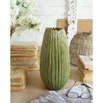 Zelená keramická váza Orchidea Milano Arizona, výška 3...