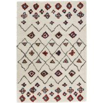Krémovo-červený koberec Mint Rugs Allure Ronno Creme, 160 x 230 cm