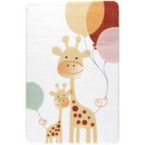 Detský koberec Kids World Giraffe, 100 x 150 cm