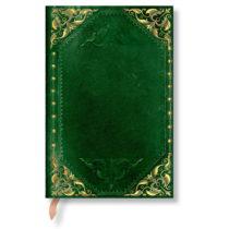 Linkovaný zápisník s tvrdou väzbou Paperblanks Velvet Cape, 9,5 ...