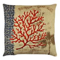 Vankúš s výplňou Gravel Red Tree, 43×&#...