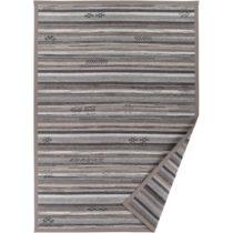 Sivo-béžový vzorovaný obojstranný koberec Narma Liiva,...
