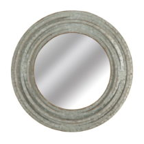 Nástenné zrkadlo Mauro Ferretti Iron, Ø60cm