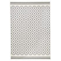 Čierno-biely koberec Zala Living Cubic, 200×290cm