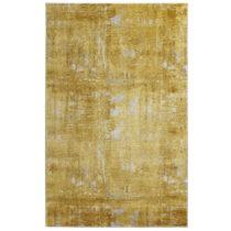 Žltý koberec Mint Rugs Golden Gate, 80 × 150 cm