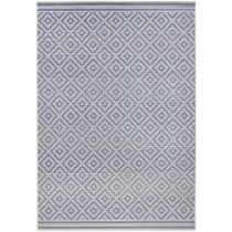 Modrý koberec Bougari vhodný aj do exteriéru Raute, 160&#xD...