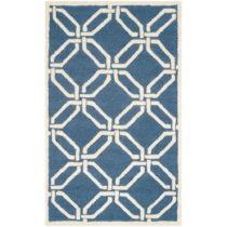 Vlnený koberec Safavieh Mollie Water, 121×182 cm