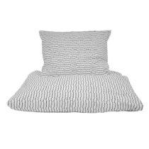 Bavlnené posteľné obliečky So Homely Small Triangles, 140 x 20...