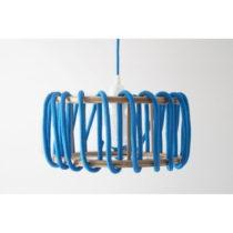 Modré stropné svietidlo EMKO Macaron, 30 cm