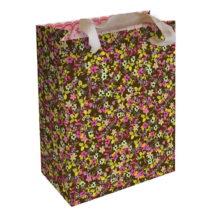 Darčeková taška Caroline Gardner Ditsy Brown