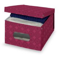 Úložný box Domopak Ella, 24 × 50 cm