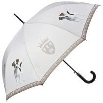 Dáždnik s rúčkou Von Lilienfeld Jack Russell, ø 100 c...