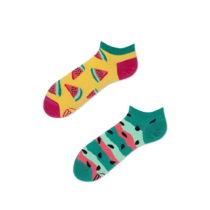 Ponožky Many Mornings Watermelon Splash Low, veľ. 39/42