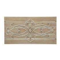 Nástenná dekorácia z dreva Mauro Ferretti Woody, 52,5 cm&#x...