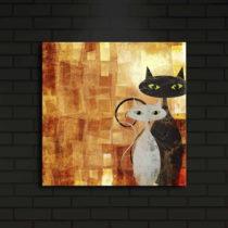Podsvietený obraz Harry, 40×40 cm