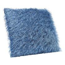 Modrý vankúš Kare Design Kelim, 45×45 cm