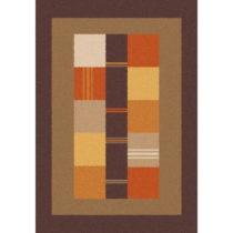 Hnedo-oranžový koberec Universal Boras Donna, 160 x 230 cm