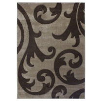 Béžovo-hnedý koberec Flair Rugs Elude Beige Brown, 120&#xD...