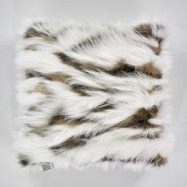 Obliečka na vankúš WeLoveBeds Fluffy, 50 × 50 cm