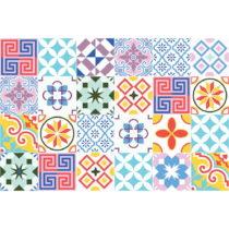 Sada 24 dekoratívnych samolepiek na stenu Ambiance Cheerful, 20×&#xA...