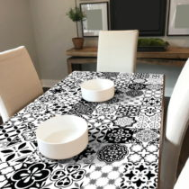 Sada 60 samolepiek na nábytok Ambiance Tiles Stickers For Furniture Nicolas, 20&a...