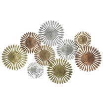 Nástenná dekorácia zo železa Mauro Ferretti O×y