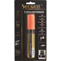 Oranžová kriedová fixka na vodnej báze Securit® Orange...