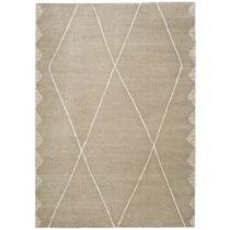 Béžový koberec Universal Tanum Duro Beig, 80 × 150 cm