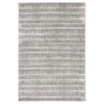 Sivý koberec Mint Rugs Lines, 80 x 150 cm