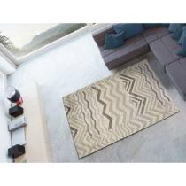 Sivý koberec Universal Belga Aztec, 70 × 220 cm