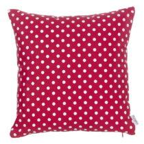 Červená obliečka na vankúš Apolena Red Dots, 41&...