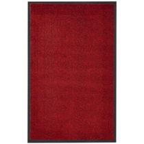 Červená rohožka Zala Living Smart, 120×75&...