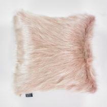 Ružová obliečka na vankúš WeLoveBeds Fluffy, 50 &...