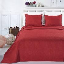 Červený set obliečka na vankúše a prikrývka...