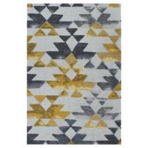 Koberec Tria Grey/Yellow, 160×230 cm
